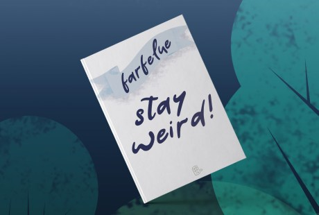 Farfelue, playful font for the weird ones