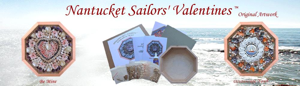 Nantucket Sailors Valentines Create Tomorrows Heirloom