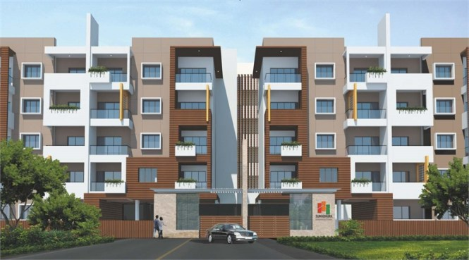 2 Bhk Builder Floor Apartment For In Sumadhuras