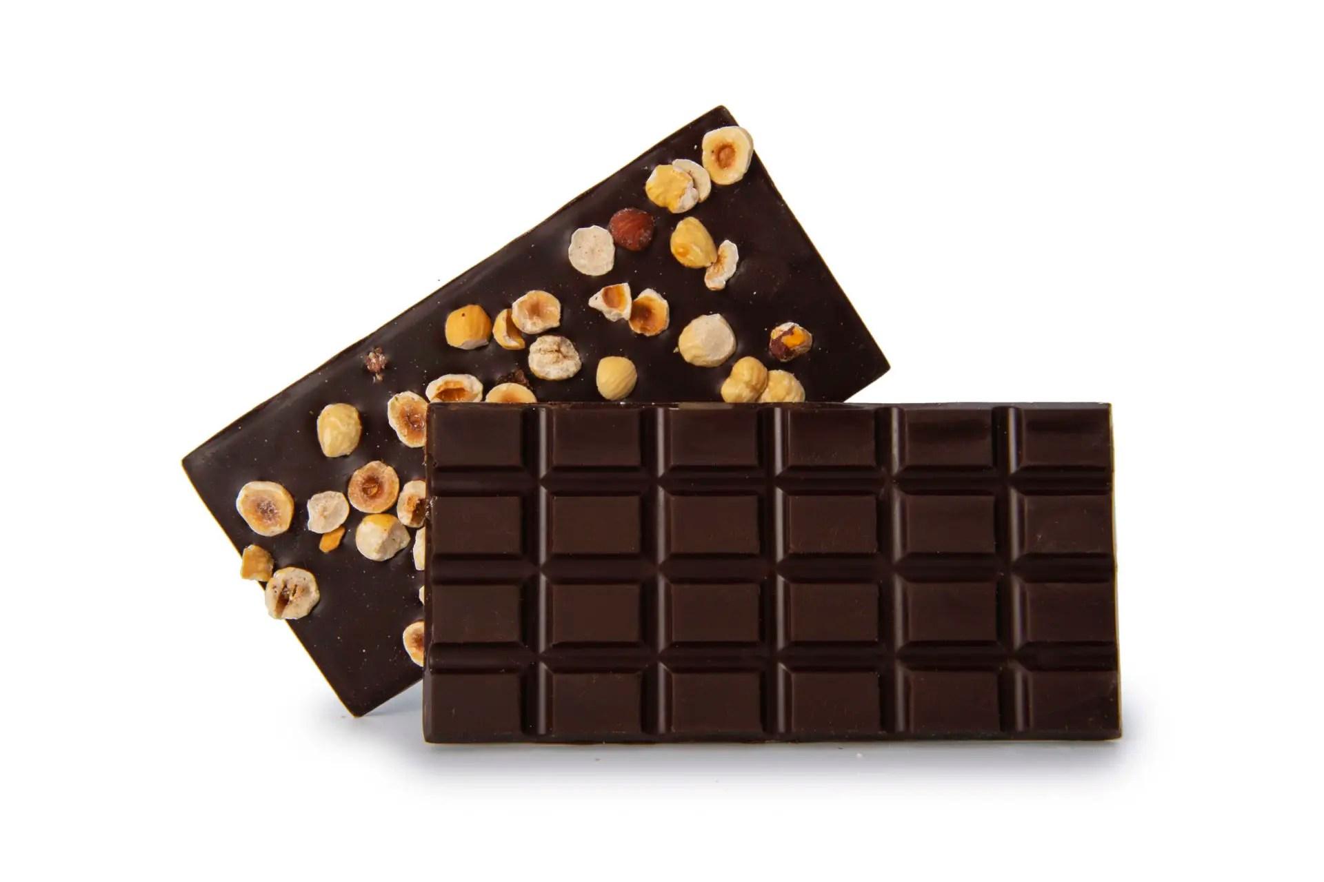 tablette chocolat fondant aux noisettes bio