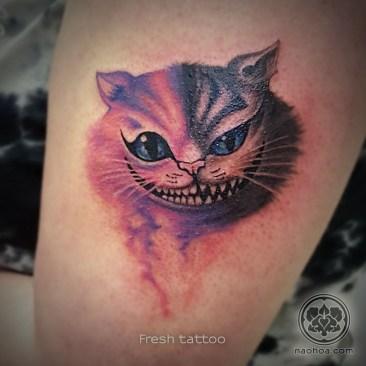 Cheshire Cat (Good v. Evil)