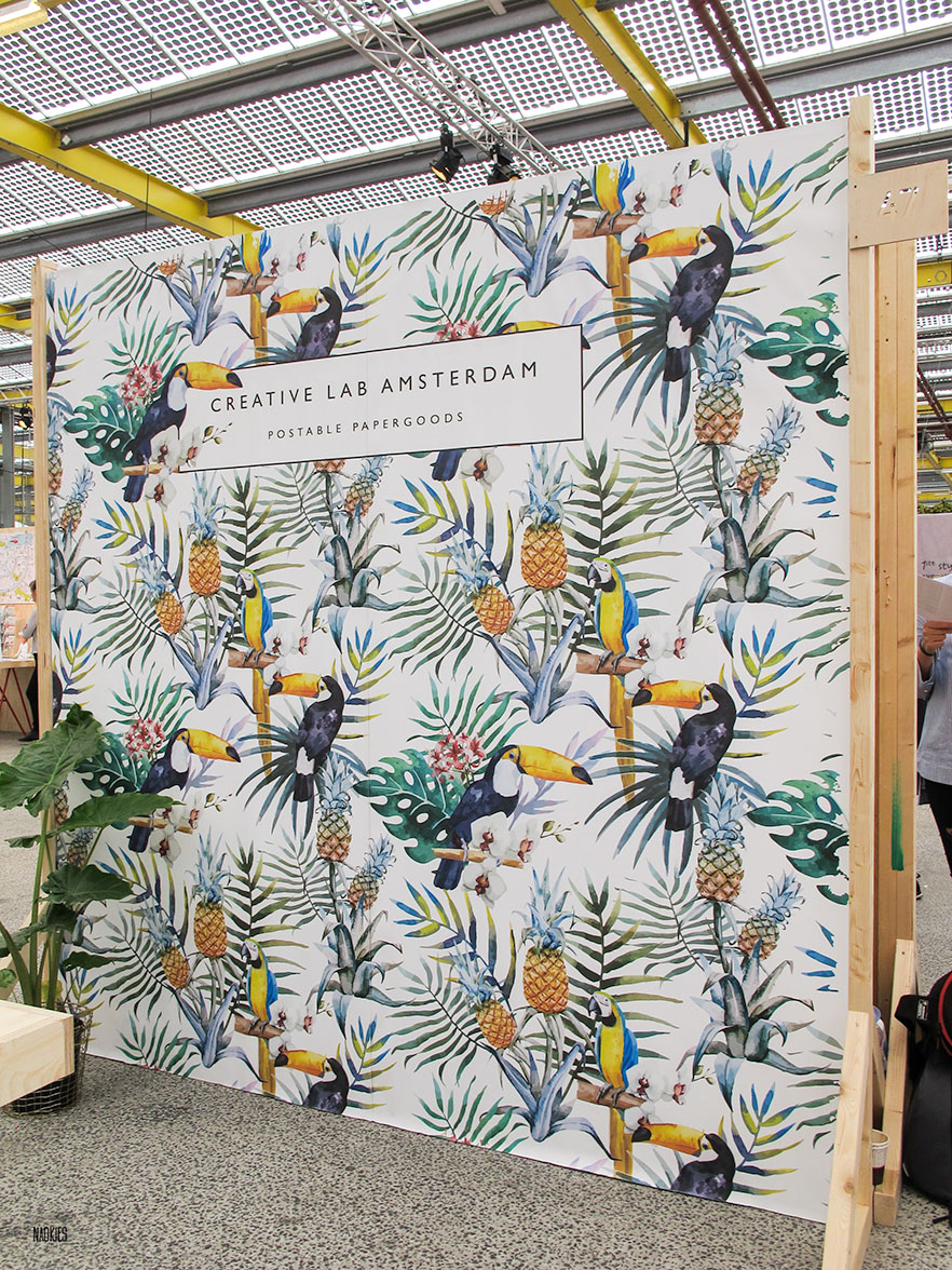 Creative Lab Amsterdam stand SHowup