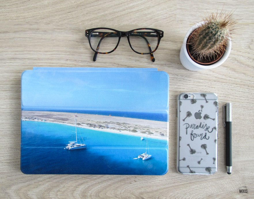 iPad air smart case naokies curacao foto