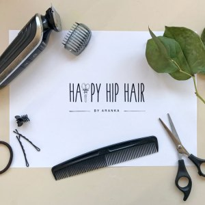 Happy Hip Hair by Aranka
