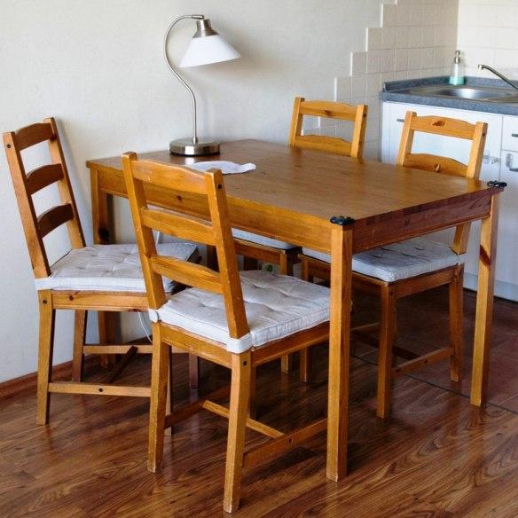 pikowane siedziska na krzesła