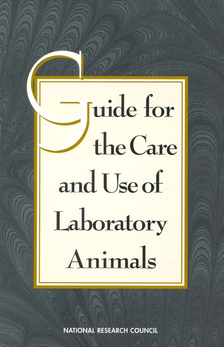 Guide For The Care And Use Of Laboratory Animals The