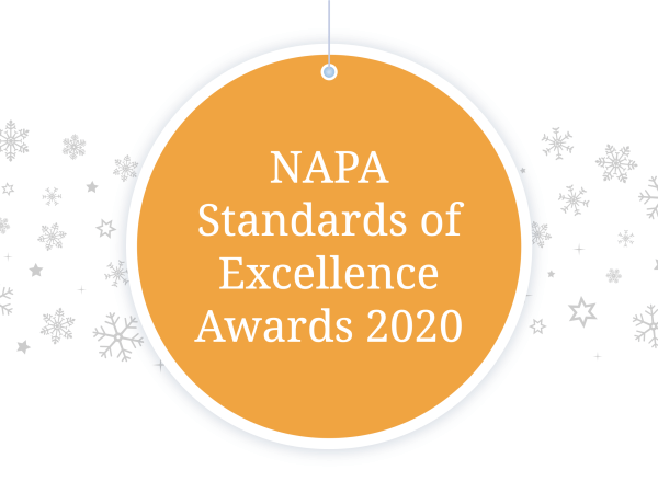 NAPA Standards of Excellence Awards 2020