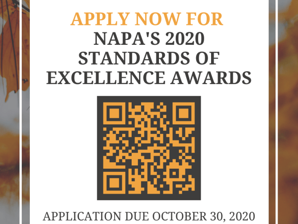 Apply for the 2020 Awards