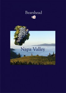 Bearshead Productions Napa Valley cover