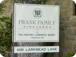 Frank Family Vineyards, Calistoga, Napa Valley