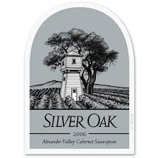 Silver Oak label