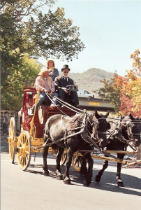 Well Fargo stagecoach, Yountville, Napa Valley