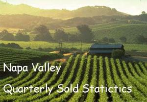 Napa Valley Quarterly Sold