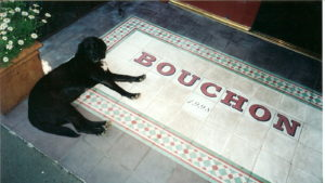 Bouchon Entrance, Yountville, Napa Valley