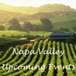 Napa Valley Upcoming Events November 8, 2018