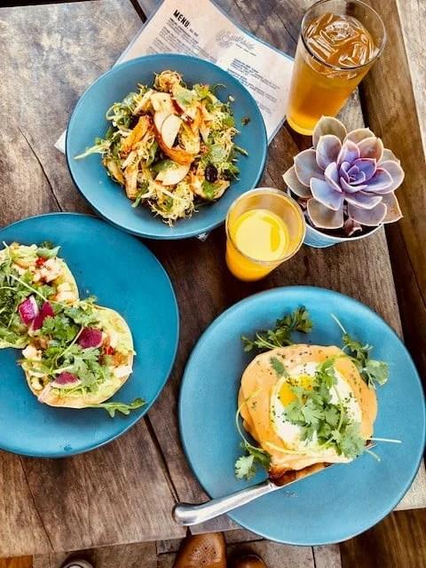 Café da Manhã ou Almoço Casual em Napa e Yountville?? 4