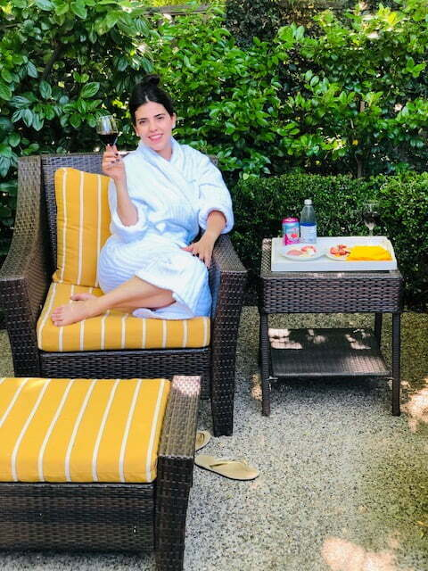 A Perfect Getaway at the Cottage Grove Inn in Calistoga 7