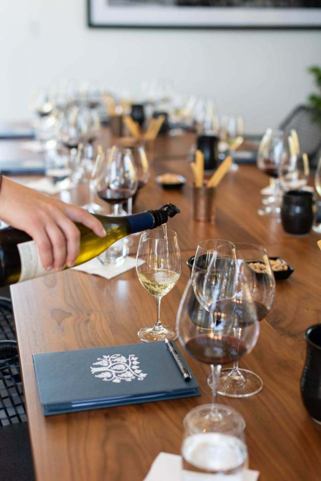 Patz & Hall Winery: Sparkling, Chardonnay & Pinot Noir Heaven from Sonoma County 7