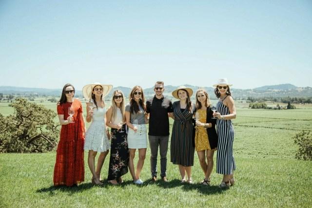 Picnic (Almoço) de Verão com uma Vista Espetacular na Vinícola Robert Young 2
