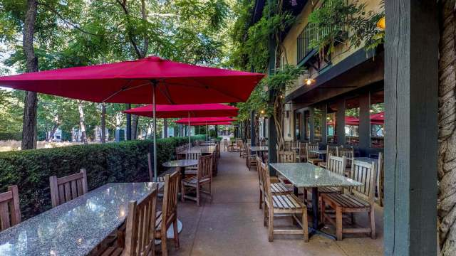 A Family Style Dinner in Napa Valley?? Tra Vigne Pizzeria Has the Best Dining in Town!! 2