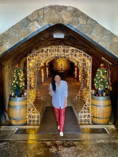 """WINTER IN THE """"CROWN OF NAPA VALLEY"""": CALISTOGA!! 14"""