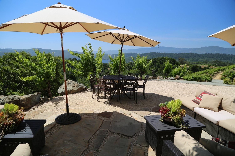 Amizetta Estate Winery The Napa Wine Project