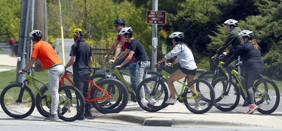 Naperville North to incorporate cycling into PE classes