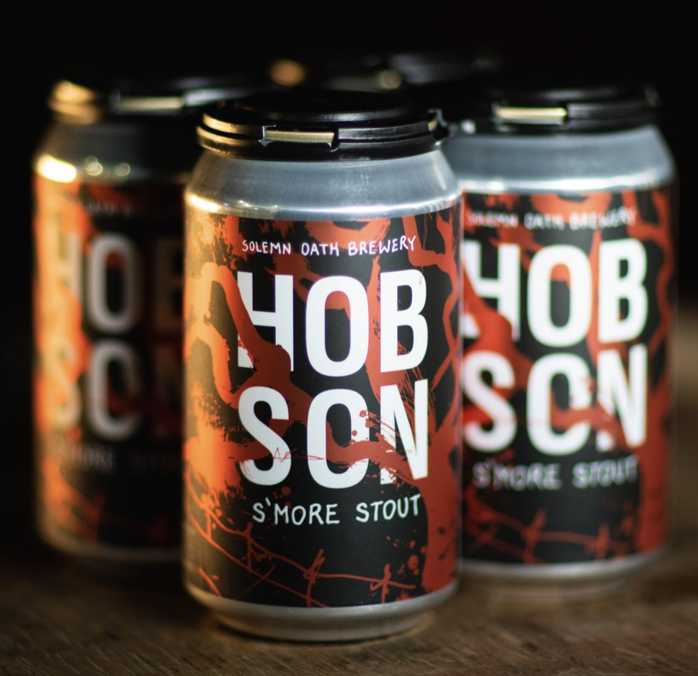 "Legacy bur oak ""Hobson S'more"" beer released"