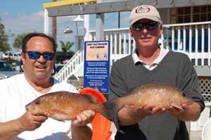 Snapper fishing in Naples FL