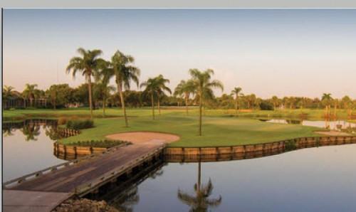 private golf courses in Estero