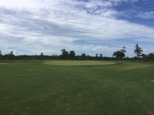 Golf Club of the Everglades in Naples