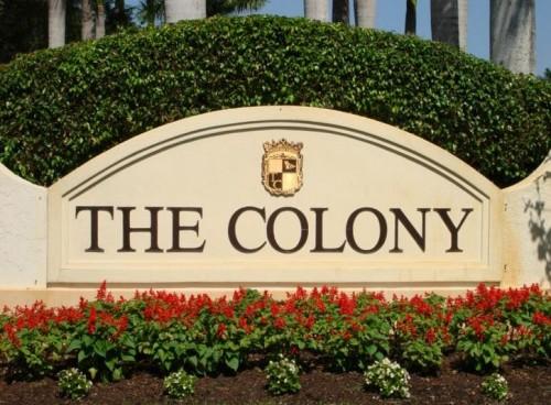 Colony Entrance
