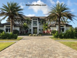 Curb Appeal for Selling your home in Naples FL