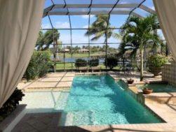 April Naples Real Estate Transactions in Naples Golf communities