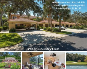 Vasari Country Club Open House