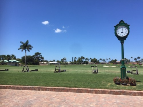 Marco Island Country Club Practice Facilities