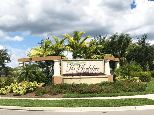 Plantation Golf Community