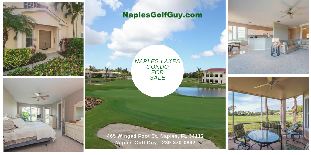 Naples Lakes Real Estate for Sale