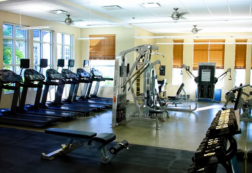 Lexington Country Club Fitness Center