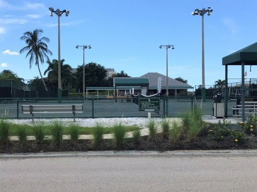 Tennis Courts in Fort Myers