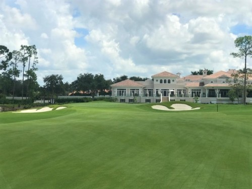 Naples gated golf communities