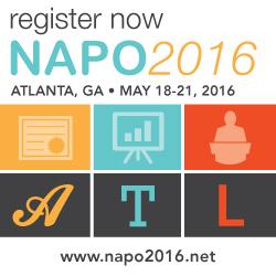 NAPO2016 Register Today
