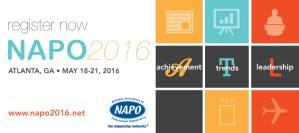 NAPO2016 Register Now