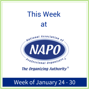 This Week at NAPO image