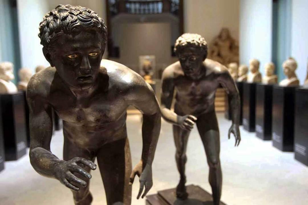 MANN - Museo Archeologico Nazionale di Napoli, I Corridori di Pompei