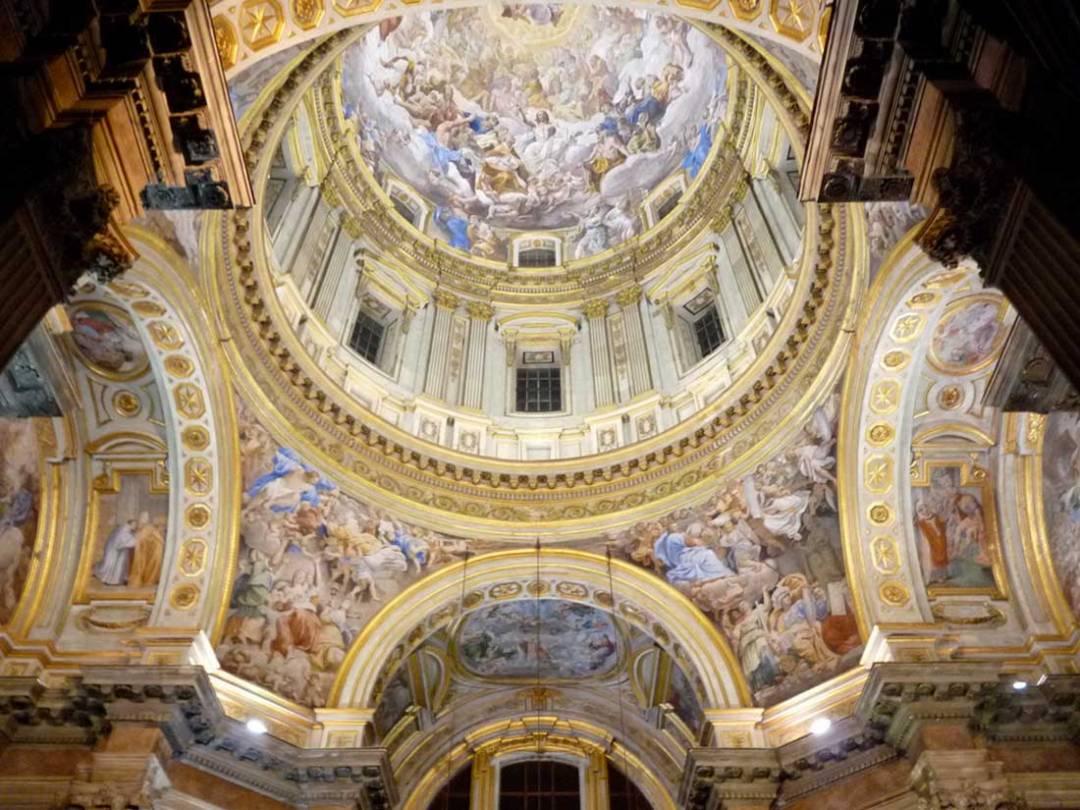 Cappella del tesoro di San Gennaro