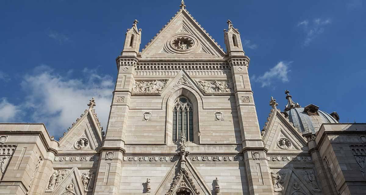 Il Duomo Di Napoli Cattedrale Di Santa Maria Assunta