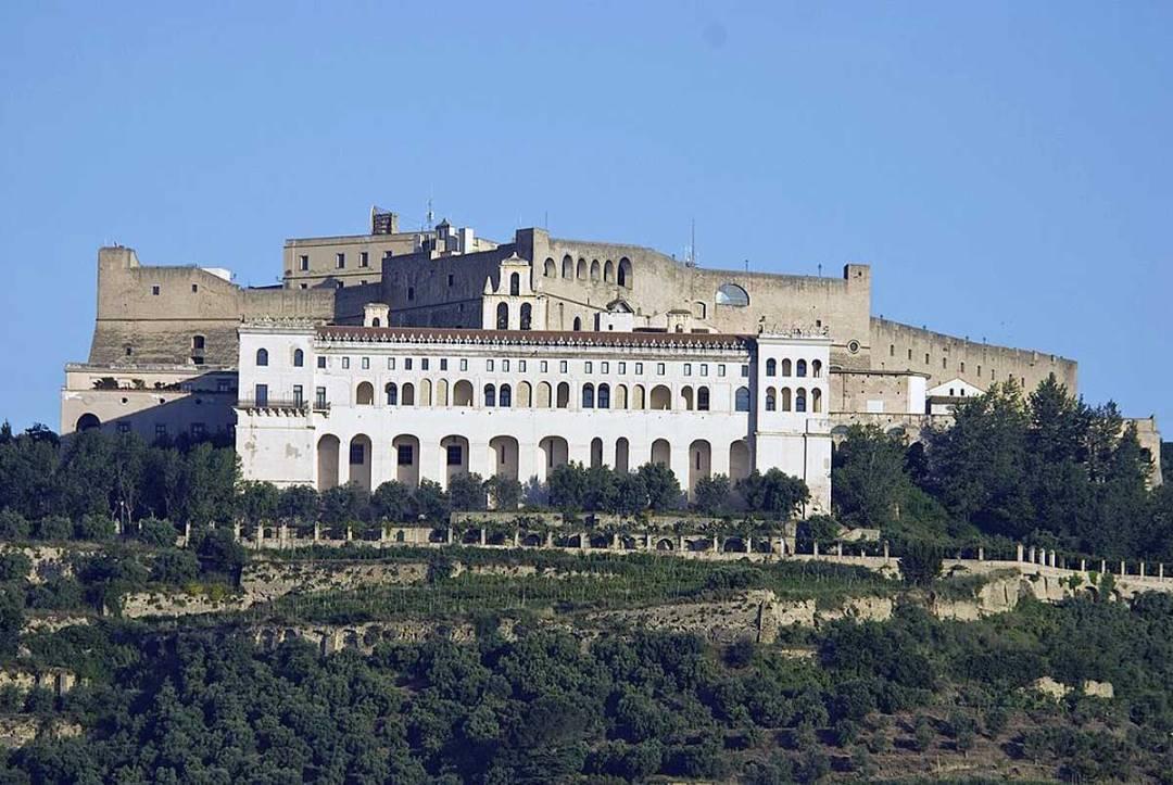 Castel Sant Elmo Napoli