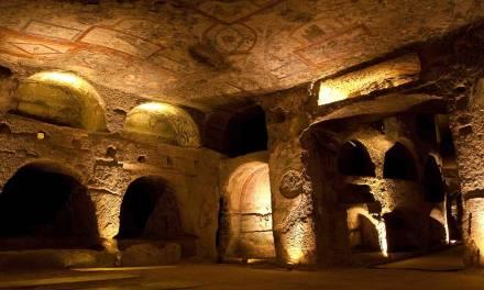 Le Catacombe di Napoli sotto il Rione Sanità