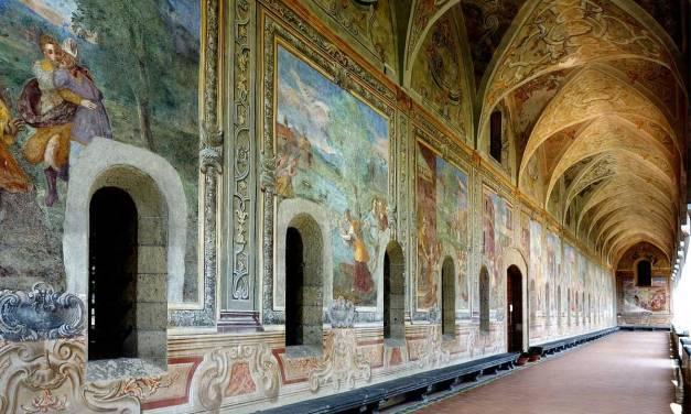 Colonne Sonore al Complesso di Santa Chiara di Napoli